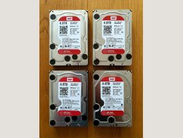 WD Red 16 TB