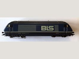 "Märklin BLS Re465 ""Simplon"" / Dummy"