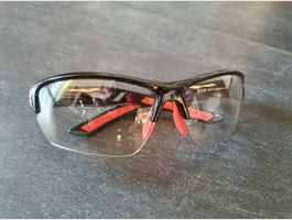 Fat Pipe Unihockey Brille