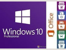 Windows 10 Pro+Office 2019 Home & Busin