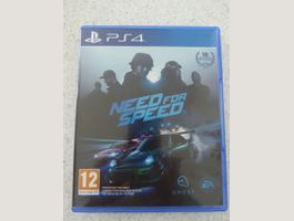 PS4 Need For Speed Spiel