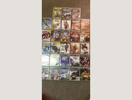Sammlung 33 PlayStation 3 Games