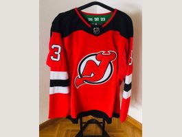 Neues Hischier 13# Nhl Trikot Gr. XL