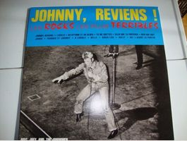 JOHNNY HALLYDAY JOHNNY,REVIENS NO.6 RE