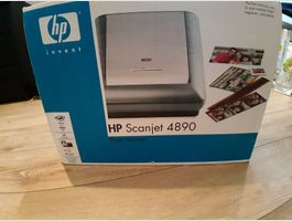 HP Scanjet 4890