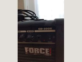 Force cd-200R
