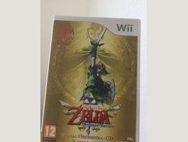 Zelda - Skyward Sword (Wii)