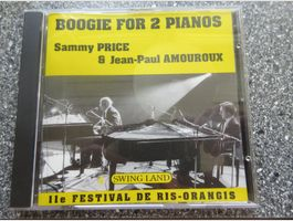 Sammy Price & Jean Paul Amouroux