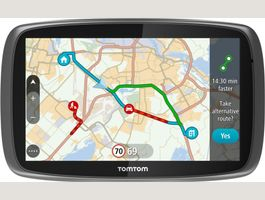 """TOP TomTom Go 6100 World """"ab CHF 1* TOP"""