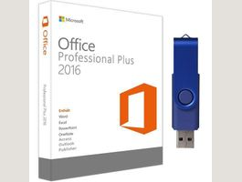 Office 2016 Professional+ auf USB Stick