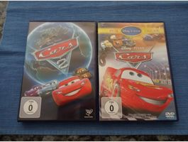 **Cars**  2 DVDs