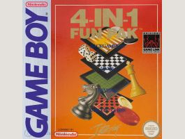 Nintendo GameBoy Spiel - 4 in 1 Funpak M
