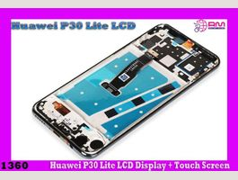Huawei P30 Lite LCD-Display +Touchscreen