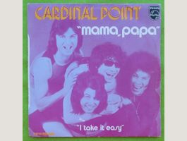 Cardinal Point – Mama, Papa / I Take It
