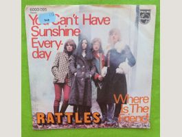 Rattles – You Can't Have Sunshine Every