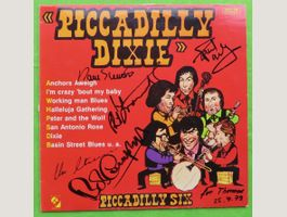 The Piccadilly Six – Piccadilly Dixie