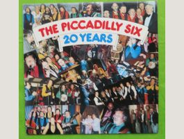 The Piccadilly Six –20 Years - SIGNIERT