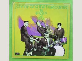 Johnny And The Hurricanes – The Legends