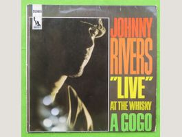 Johnny Rivers – Live At The Whisky A Go