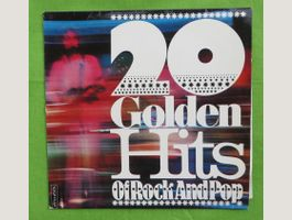 20 Golden Hits Of Rock And Pop