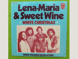 Lena-Maria & Sweet Wine – White Christ