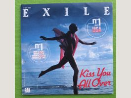 Exile – Kiss You All Over