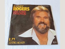 Kenny Rogers – Daytime Friends / Lying