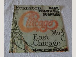 Chicago – Baby, What A Big Surprise