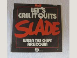 Slade – Let's Call It Quits