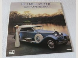 Richard Moser – Plays to remember