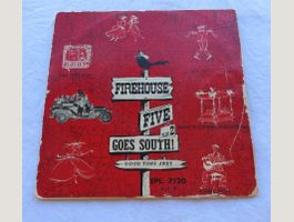 Firehouse Five Plus Two - Goes Sout - V9