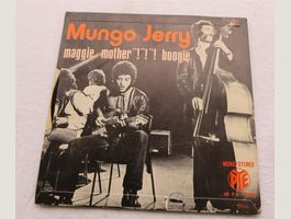 "Mungo Jerry – Maggie / Mother ""!""!""! B"