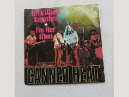 Canned Heat – Let's Work Together / I'm
