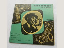 Bunk Johnson And His Jazz Band – Blue B