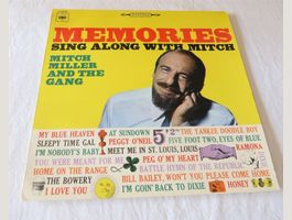 Mitch Miller And The Gang – Memories