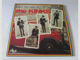 The Kinks – All Day And All Of The Nig