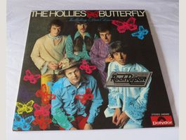 The Hollies – Butterfly