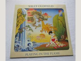 Sally Oldfield – Playing In The Flame