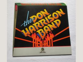 The Don Harrison Band – Red Hot