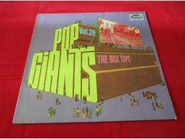 The Box Tops – Pop Giants, Vol. 26