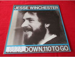 Jesse Winchester – Third Down, 110 To