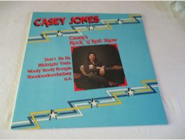 Casey Jones – Casey's Rock'n'Roll Show