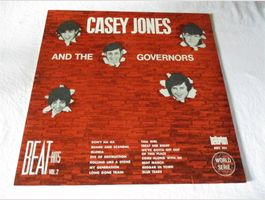 Casey Jones And The Governors,