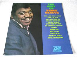 Percy Sledge – The Best Of Percy Sledge