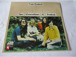 Dave Brubeck – Two Generations Of Brube