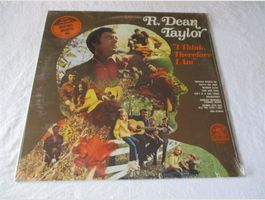 R. Dean Taylor – I Think, Therefore