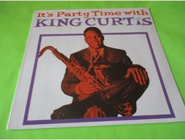 King Curtis – It's Party Time With King
