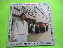 Kurtis Blow – Party Time?