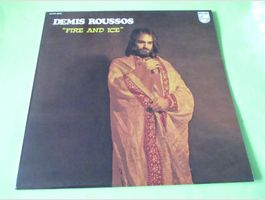 Demis Roussos – Fire And Ice