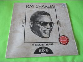 Ray Charles – The Early Years